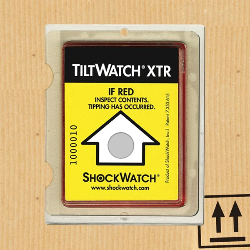Tilt Watch Indicator Singapore Tilt Watch Indicator Label