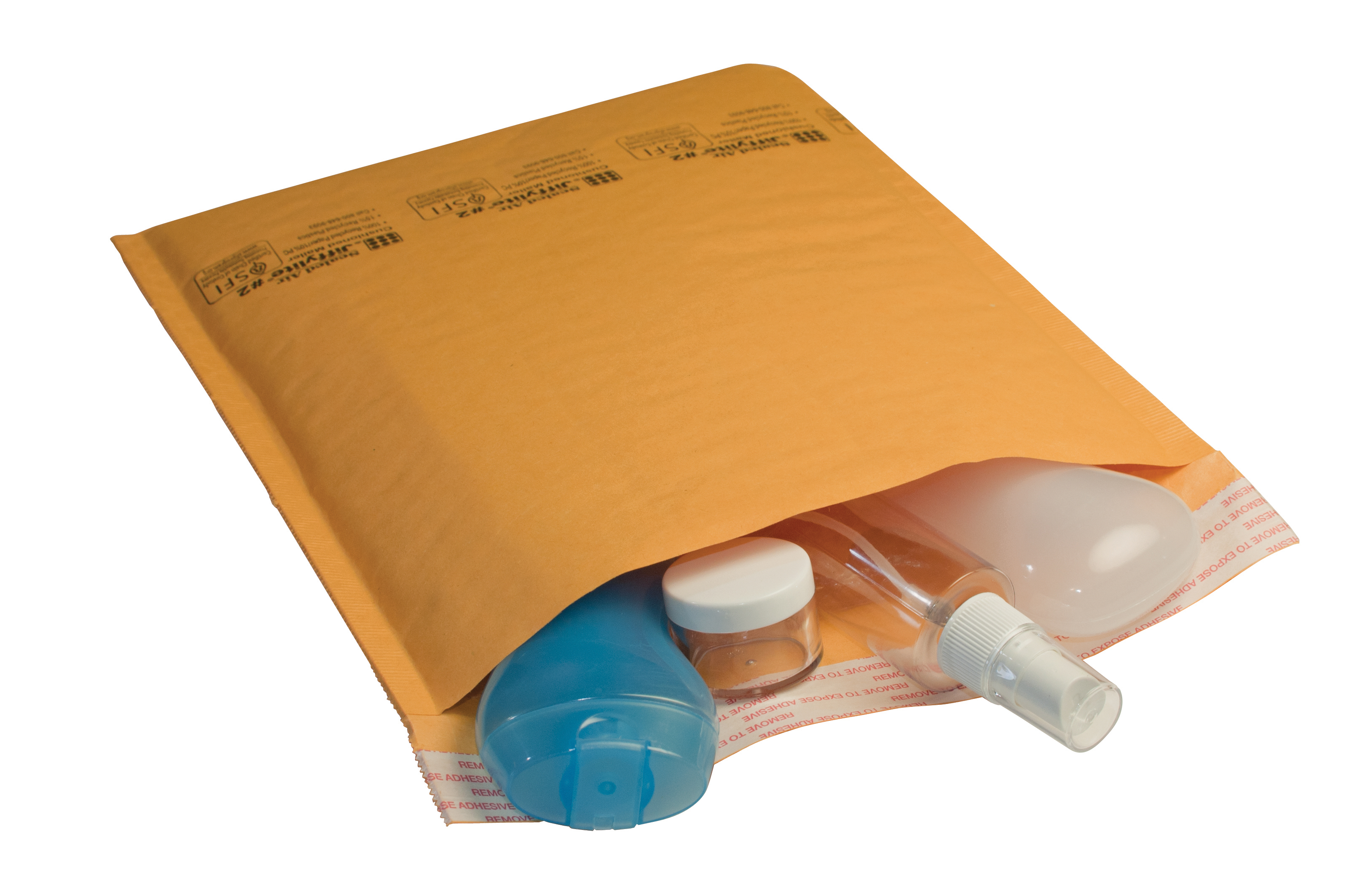 Bubble Envelope Int Size 120mm X 210mm Packaging